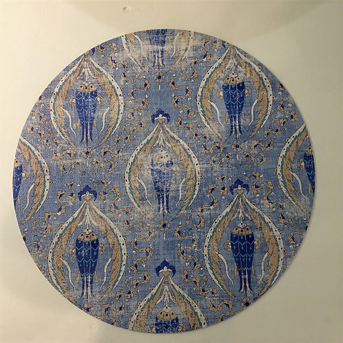 Nicolette Mayer Byzantine Jewel Vinyl Placemat - sold individually