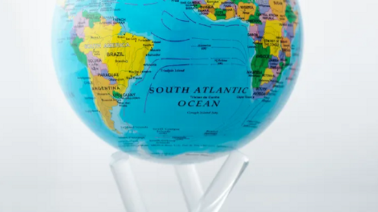 Mova Political Globe