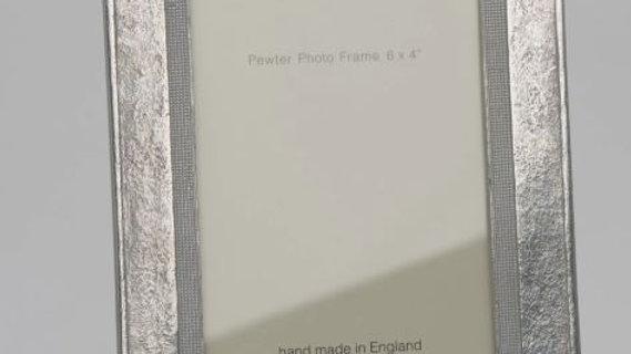 Bantham Pewter Frame from Lancaster & Gibbings 5x7
