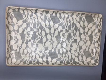 Terrafirma large rectangular platter