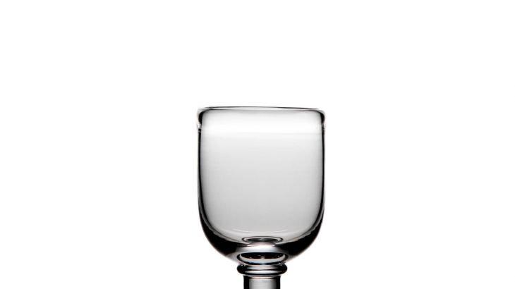 Simon Pearce Essex Wine Glass