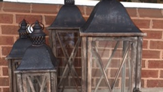 Country Club lantern - small
