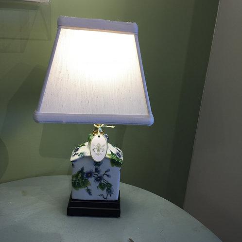 Petite Ceramic Lamp