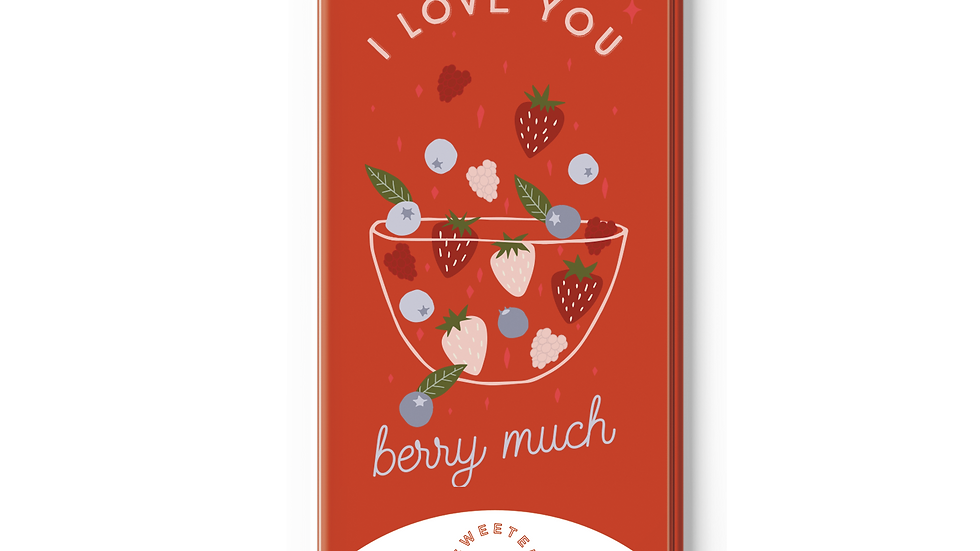 Love You Berry Much Sweeter Card