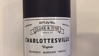 Custom Charlottesville Soy Candle