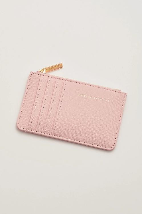 Estella Bartlett mini card purse - pink