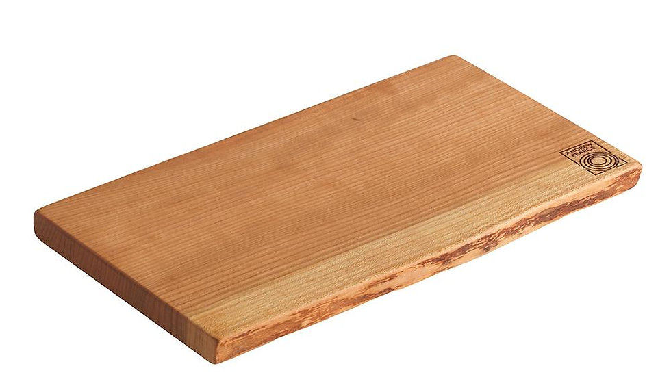 Single Live Edge Cherry Board - Large