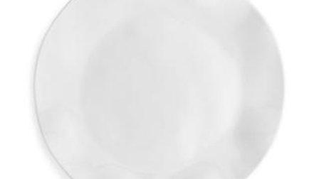 Melamine Ruffle Dinner Plate