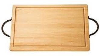 Custom Cutting Board Wrought Iron - Maple Leaf2-3 weeks