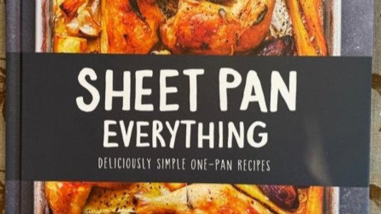 Sheet Pan Everything Cookbook