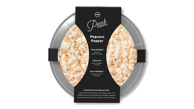 The Popper - Microwave popcorn cooking