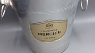 Reclaimed found champagne bucket (similar to photo)