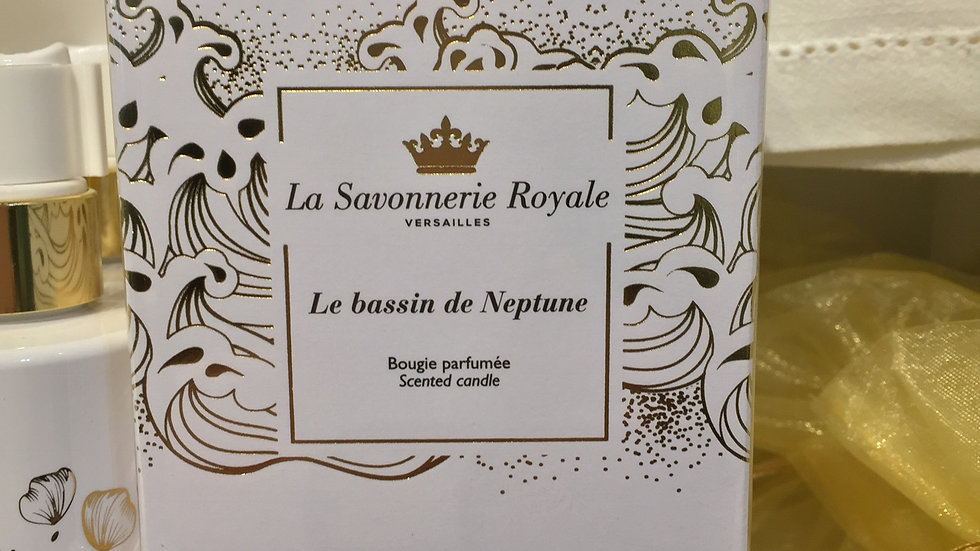 Scented Le Bassin de Neptune Candle from Versailles