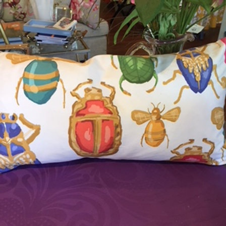 Dana Gibson Lumbar Pillow