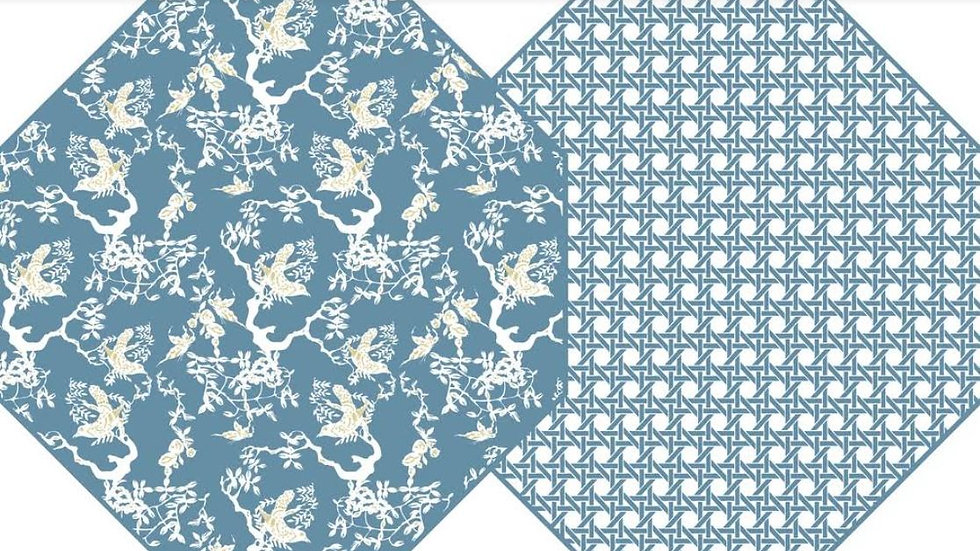 Placemats by Holly Stuart (sold separately)