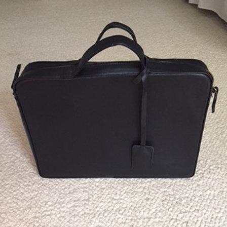 Classic Leather Brief Case