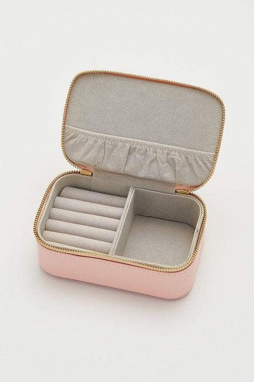 Estella Bartlett mini jewelry case - pink