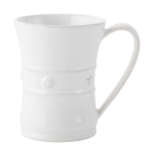 Juliska Berry & Thread Whitewash Mug