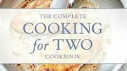 Complete Cooking for Two