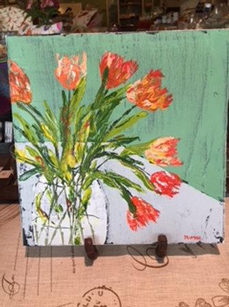 Tulips by Steve Deupree