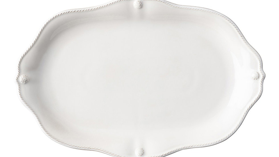 "Juliska Berry & Thread 16"" Oval Platter"