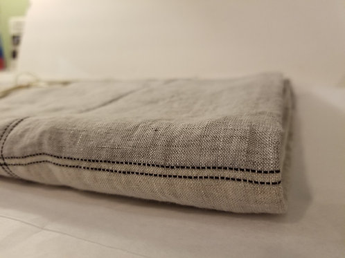 Linen Charvet Tablecloth 71x126