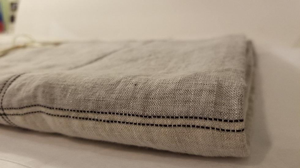 Linen Charvet Tablecloth 71x126