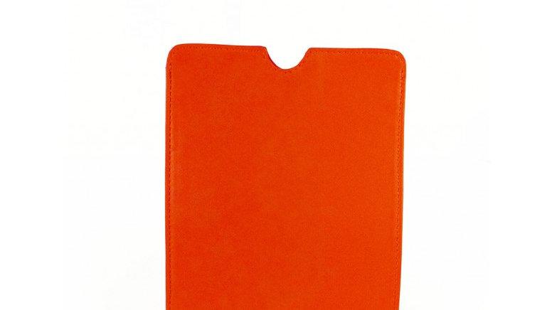 Super Soft IPad Sleeve - Red