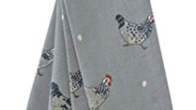 Set of 4 Sophie Allport Chicken napkins