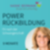 Power Rückbildung mit Nadine Beermann