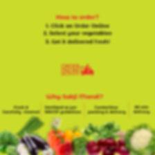 Fresh, Sanitized veggies by Gypsy Chinese