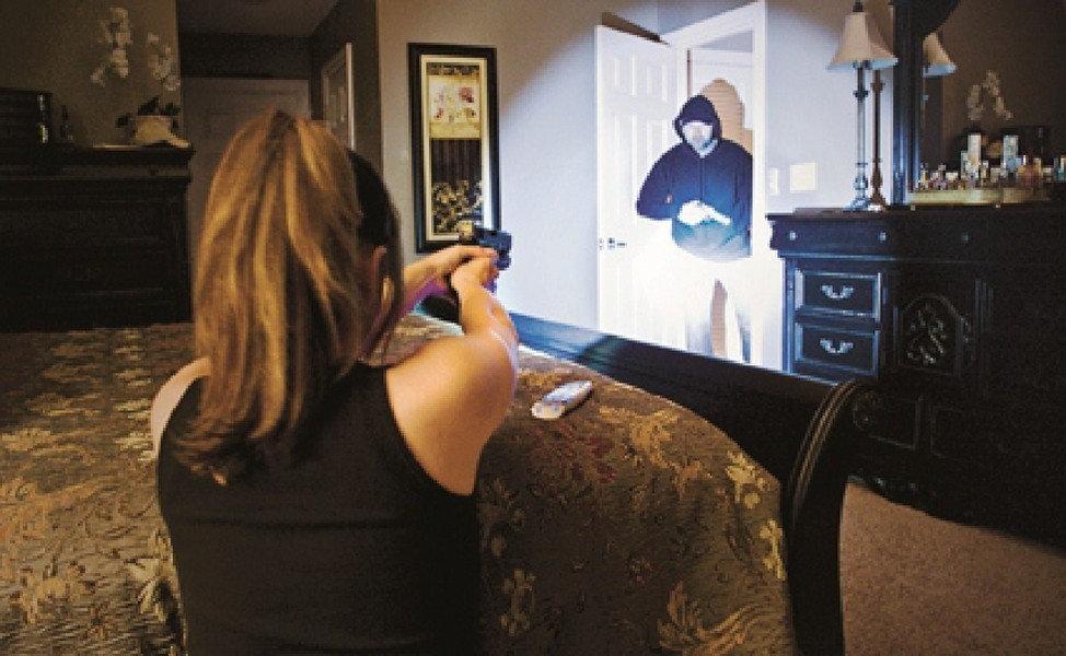 Home Defense Tactics Level 1