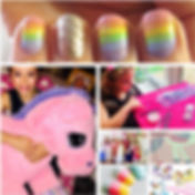 Unicorn Rainbow Parties | Its A Girl Thing Parties