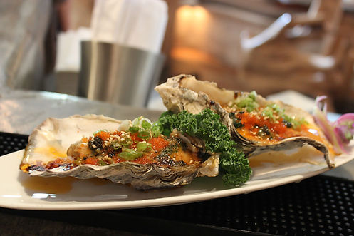Oysters Sushi Main Street