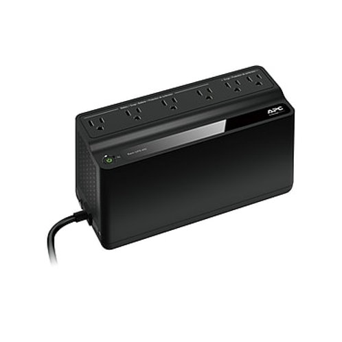 APC Back-UPS 450VA Battery Backup