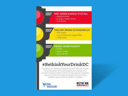 DCHA Rethink Your Drink Campaign