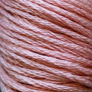 DMC Embroidery Thread/ 224 V LT Shell Pink