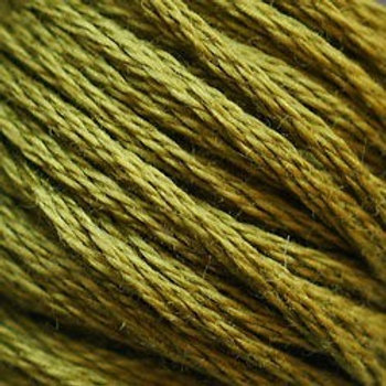 DMC Embroidery Thread/ 730 V DK Olive Green