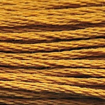 DMC Embroidery Thread/ 3829 V DK Old Gold