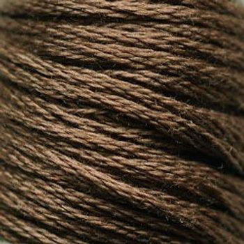 DMC Embroidery Thread/ 839 DK Beige Brown