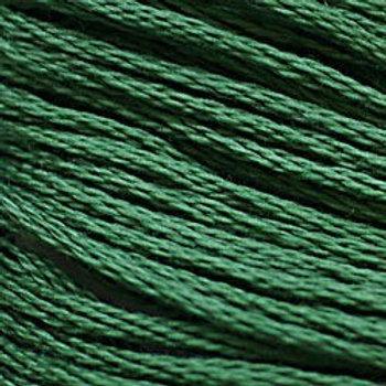 DMC Embroidery Thread/ 367 DK Pistachio Green