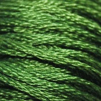 DMC Embroidery Thread/ 3346 Hunter Green