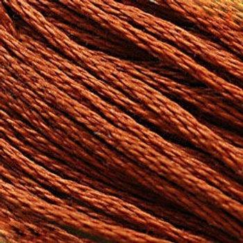 DMC Embroidery Thread/ 400 DK Mahogany