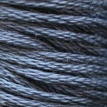 DMC Embroidery Thread/ 161 Gray Blue