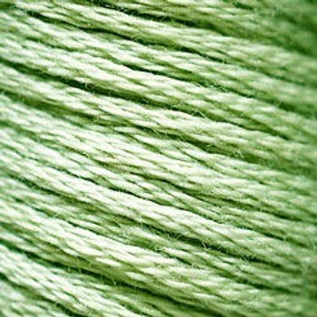 DMC Embroidery Thread/ 3053 Green Gray