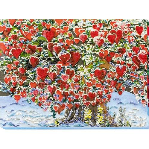 Tree of Love - Abris Art, UA