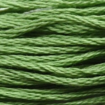 DMC Embroidery Thread/ 989 Forest Green
