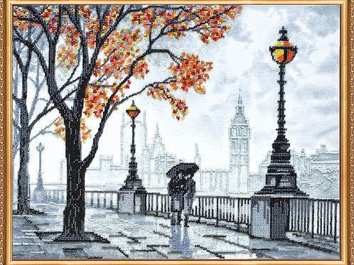 Autumn Embankment