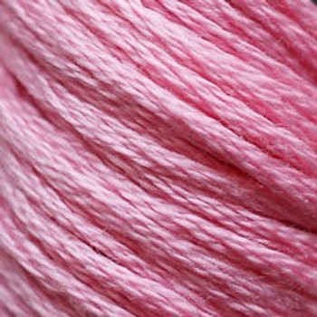 DMC Embroidery Thread/ 604 LT Cranberry