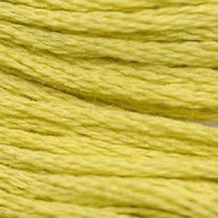DMC Embroidery Thread/ 165 V LT Moss Green